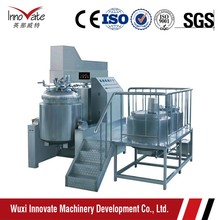 2017 New design high viscosity ink making machine with high quality