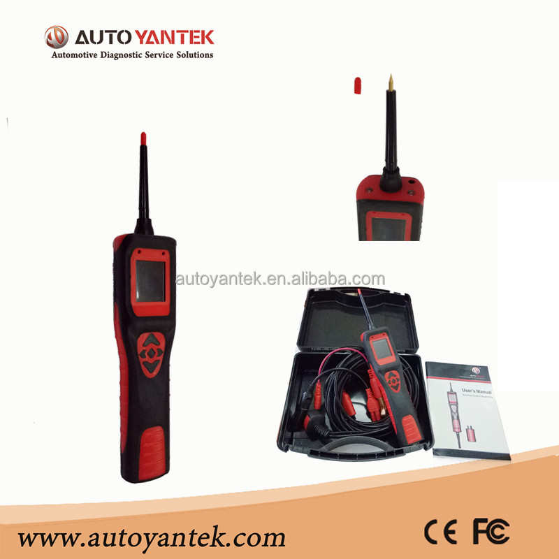 YANTEK 100% Original Professional Auto Diagnostics Scan Tools Vehicle Diagnostics Equipment Motor Motor Vehicle Diagnostics Tool
