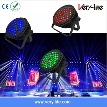 54*3W led par can rgb par 64 wash light brightness led par stage light