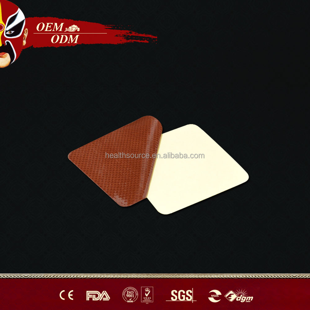 2016 hot sale herbal cigarette stop smoking patch
