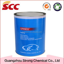 Liquid Coating State and Acrylic Main Raw Material car <strong>paint</strong>