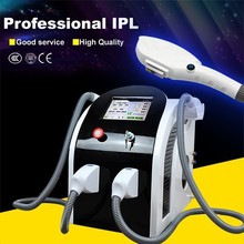 professional SHR machine/OPT/ipl beauty equipment for hair removal