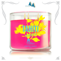 Hot new products for 2015 glass jar candle