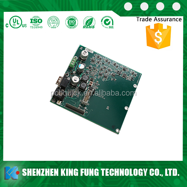 FR4 material cctv robot camera 4 layer android system 3g tablet mainboard assembly pcba,pcb assembly