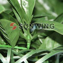 Outdoor artificial hedge from Sunwing for decoration garden fence