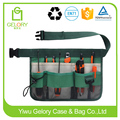 Tool kit Type and 600D Material fabric adjustable style waist tool bag