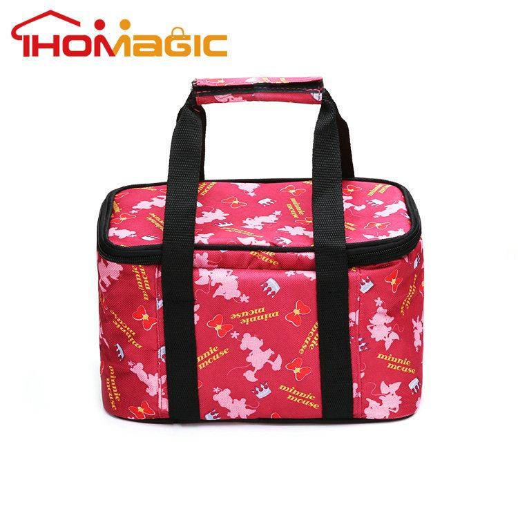 Hot promotional cheap wholesale fitness cooler lunch bag