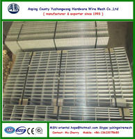 Galvanized welded mesh panel 72''x18'' 72''x16'' wire 2.77mm for cages (Anping factory)