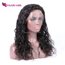 Natural Wave 100 Human Hair Lace Front Wigs No Tangle No Shedding Brazilian Hair Remy Full Lace Wigs For Black Women
