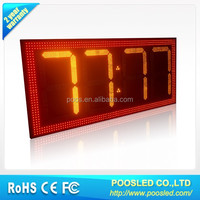electric countdown timer \ led clock countdown for sale \ led countdown billboard