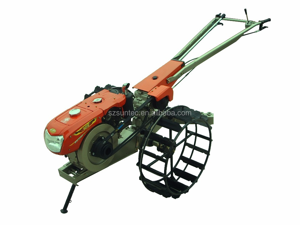 mini farm agricutural two wheel power tiller walking tractor MT131
