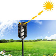 Super Outdoor Dancing Flame LED Solar Torch Light Garden Decoration Lighting Solar Landscape Light