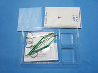 Hot Emergency Minor surgery laceration suture kit