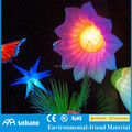 Factory direct sale good quality inflatable ceiling flower