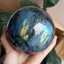 Wholesale Labradorite Crystal Balls Polished Quartz Crystal Spheres