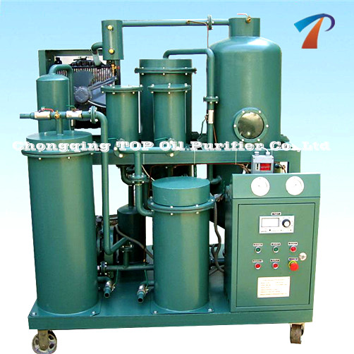 Flagship Vacuum Freezer Oil Purification Plant/Lubricant Oil Filter Plant/Used Oil Renew Set