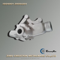 aluminum die casting pump shell for Heavy Duty Truck/auto parts