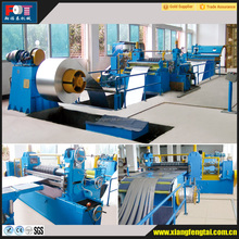 0.15-2mmx1350mm Stainless steel slitting line,slitting machine,coil processing equipment