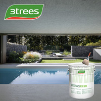 3TREES Acylic Ester Water-Proof Roof Paint