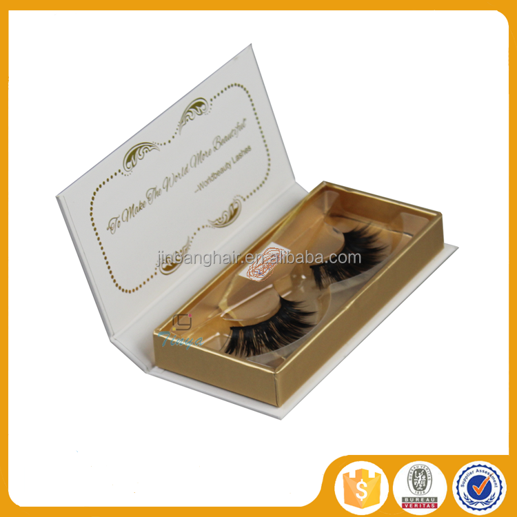 Hot selling wholesale own brand private label 100% real mink eyelashes , luxury real mink lashes with custom eyelash packaging