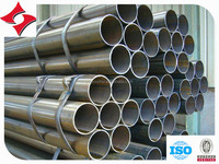 ASME B36.10M hot sale mild carbon steel pipes erw in Tianjin Xiushui