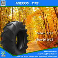 Agricultural bias tyre, tractor tyre, farm tyre from China 30.5L-32