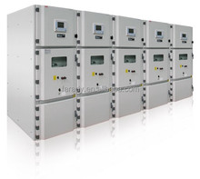 Manufacturer Supply 12kv 15kv 17.5kv 24kv Indoor Medium Voltage Switchgear / Sf6 Insulated Compact