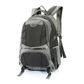 Quick lead promotional 210D polyester lightWeight mochilas escolares masculinas travel back pack nylon waterproof backpack