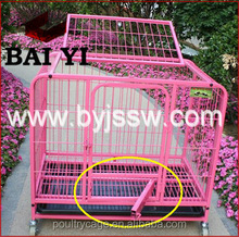 Heated Dog House BAIYI Large Metal Tube Pet Dog Cage Metal For Sale(Manufacturer, High Quality)