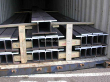 alibaba building materials hot rolled MS H beam for structural construction / H beam price