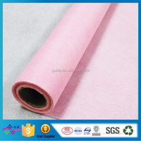 Chemical Bonded Non Woven Cloth High Quality Custom Flower Wrapping Paper Unusual Christmas Wrapping Paper