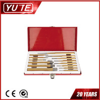 YUTE wooden chisel &wood carving chisel set&japanese chisel With good quality