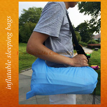 SS-012 High quality outdoor sleeping lazy sofa lazy bag inflatable air bag chair