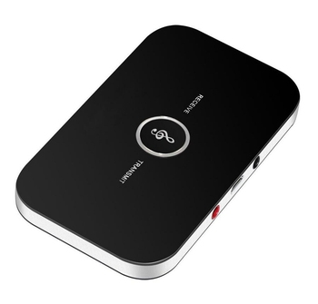 Portable A2DP 3.5mm Wireless Audio Music Adapter 2-in-1 Bluetooth Transmitter Receiver