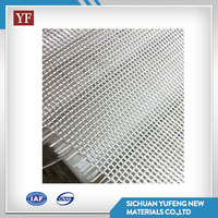 China good price smooth and high strength fiberglass mesh fabric for gringwheel mesh with ISO certificates