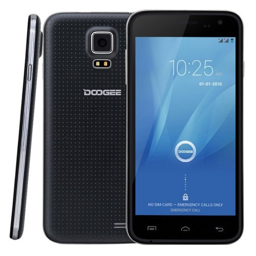 Original DOOGEE DG310 VOYAGER2 8GB, 5.0 inch 3G Android 4.4 KitKat Mobile Phone, MTK6582 Quad Core 1.3GHz, RAM: 1GB, Dual SIM