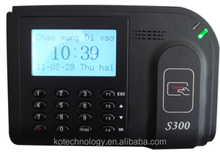 Low Price RFID Access Control and Time Attendance Terminal S300