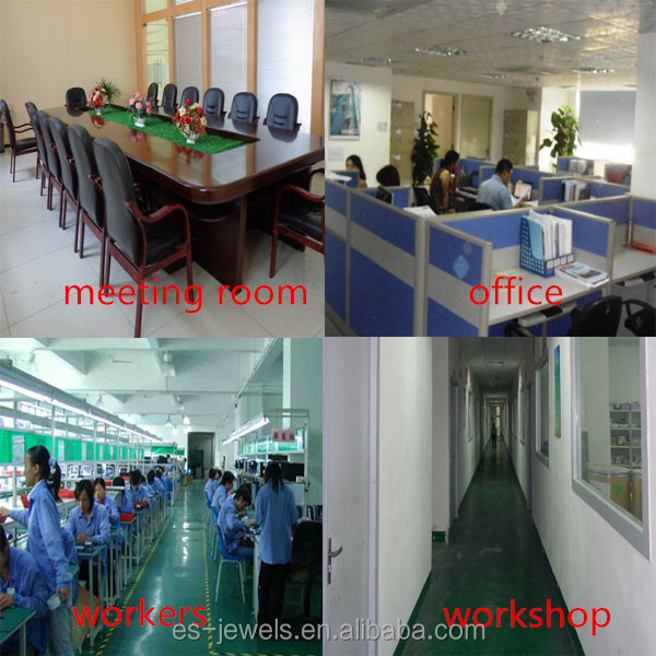 company view (office and workers )