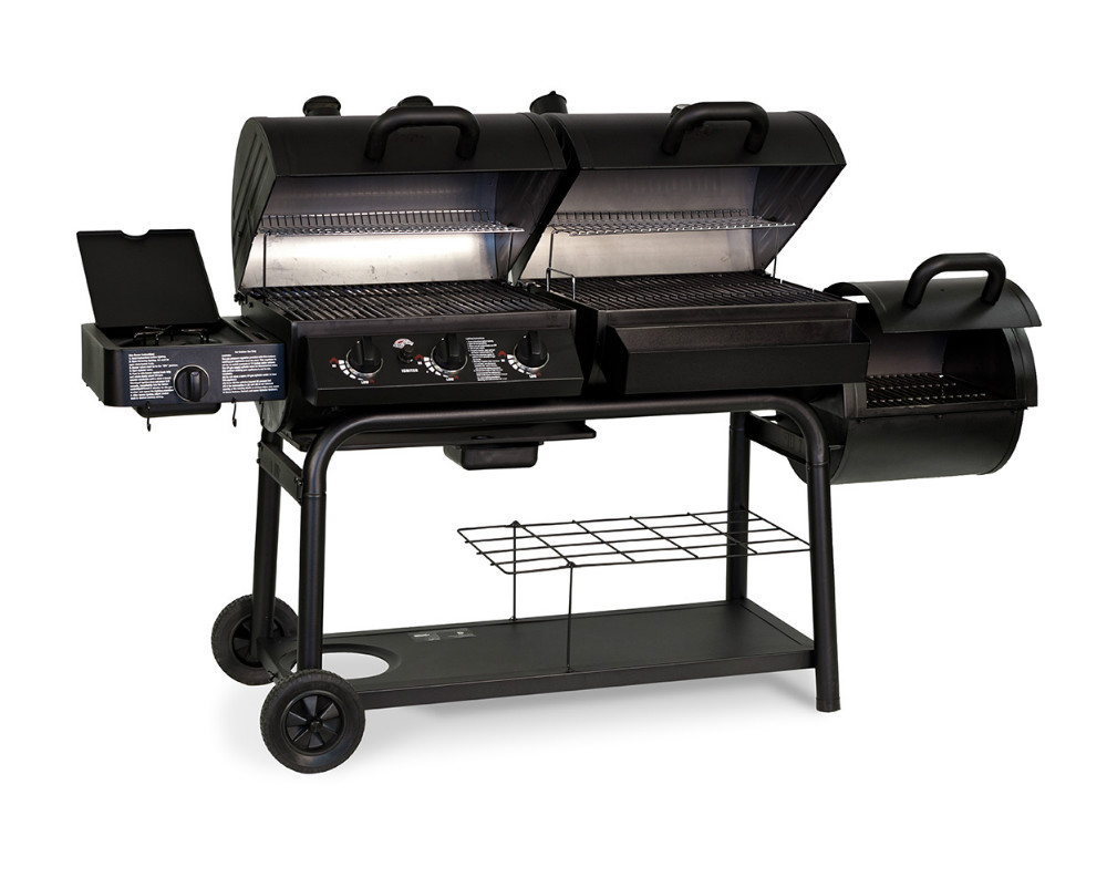 outdoor barbeque kitchen commercial gas charcoal grill. Black Bedroom Furniture Sets. Home Design Ideas