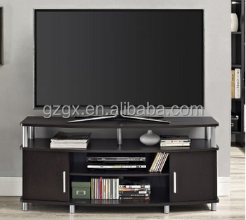 modern wooden led TV set stand ( GX-06)