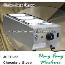 DFEH-23 chocolate stove Three Tanks ,Largest chocolate heater suppliers