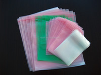 ES19105 antistatic customized adhesive plastic bag pe ld