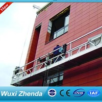 China Supplier ZLP800 Suspended Platform Cradle
