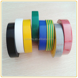 Single Sided Adhesive pvc tape and fr grade pvc electrical insulation tape