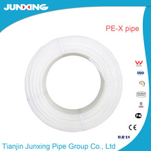 JunXing16mm flexible pex pipe for heating/flexible pex tube for concentration heating system in the residential houses