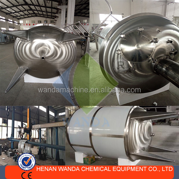 ODM first parts full stainless 5TPD oil refinery