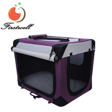airline approved pet dog travel crate carrier