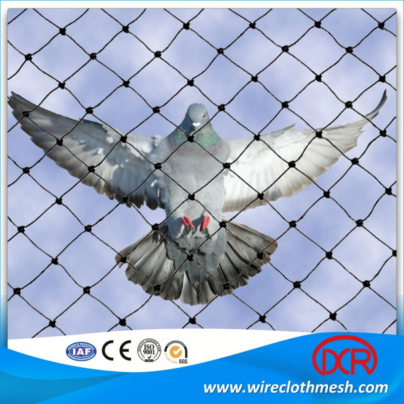 Decorative 303 Stainless Steel Wire Rope Mesh Fence