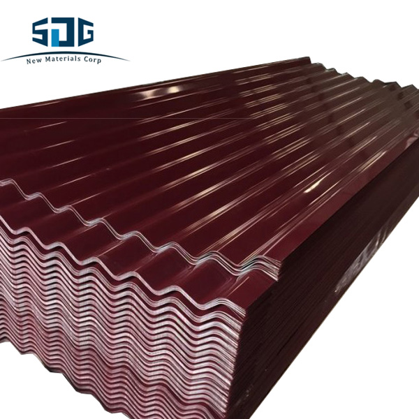 Hot Sale In Africa Coated Metal Roof Tile/ppgi roofing sheet