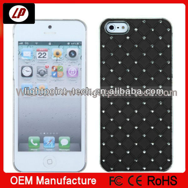 "2013 new products for apple iphone 5 for iphone 5"" case luxury"